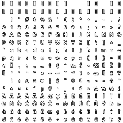 how to add ascii characters in sh